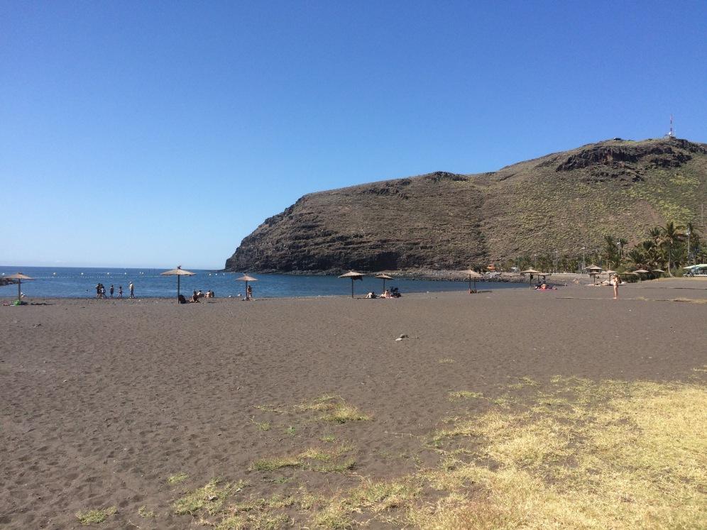 Strand von San Sebastian